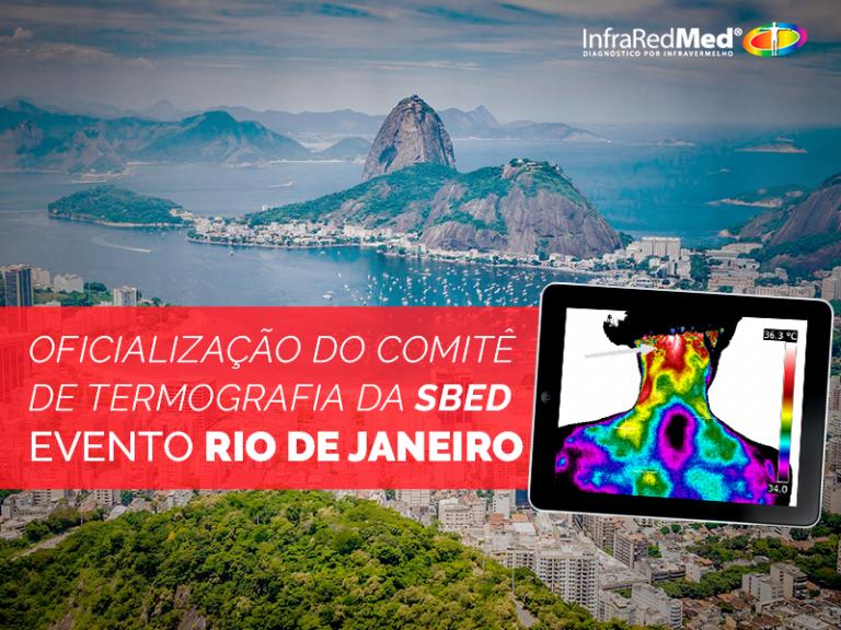 1º EVENTO DE TERMOGRAFIA MÉDICA DO RIO DE JANEIRO | InfraRedMed