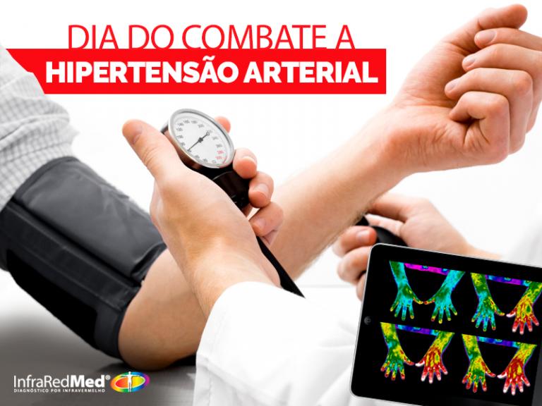 Dia de Combate a Hipertensão Arterial   InfraRedMed