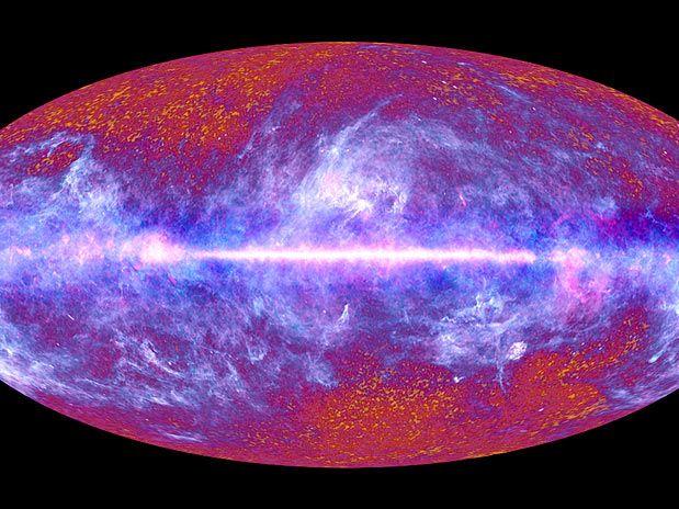 Localizado galáxias a 12 bilhões de anos-luz da Terra, por infravermelho. | InfraRedMed