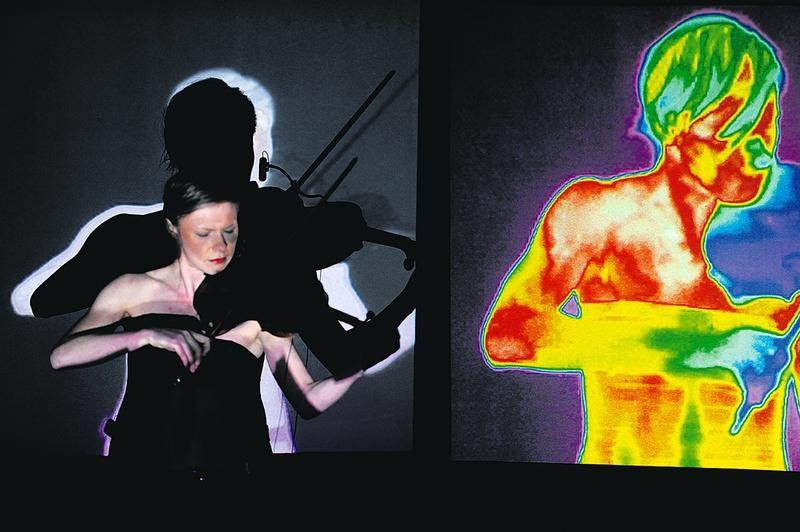 Nova aplicação da termografia alia a arte à prevenção de lesões   InfraRedMed