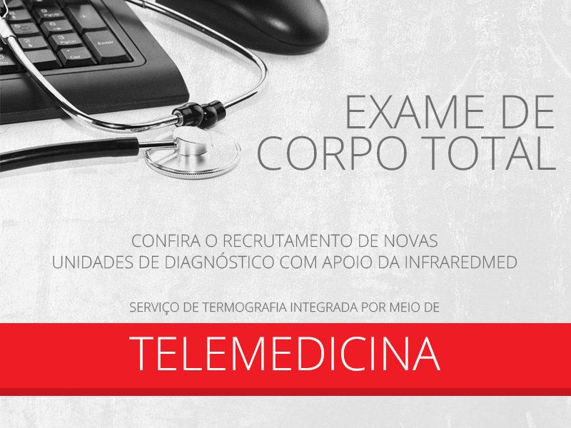 Termografia Integrada por Telemedicina | InfraRedMed